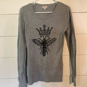 Queen Bee Sweater